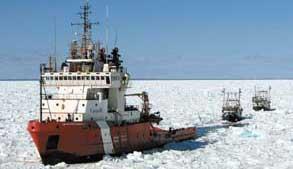 ice breaker boat