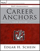 Career Anchors self assessment, a short description of the eight Career Anchors categories, and suggestions for next steps.