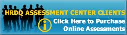 HRDQ Online Assessments