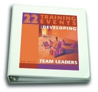 22 Training Events For Developing Team Leaders
