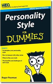 Personality Style for Dummies