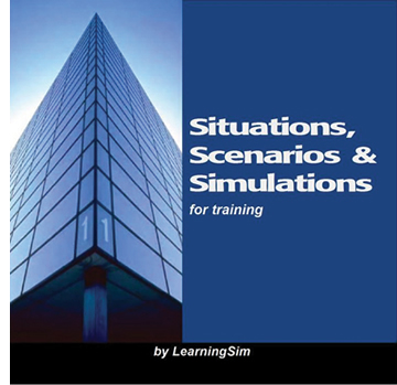 Situations, Scenarios, and Simulations for Training
